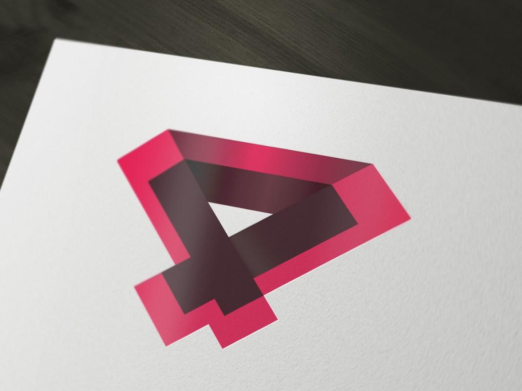 designs4music.com logo mockup